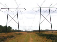 Power Line Corridor Wetlands Delineation and Evaluation