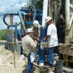 Deep Well Installations and Monitoring for Consumptive Use Permit Compliance