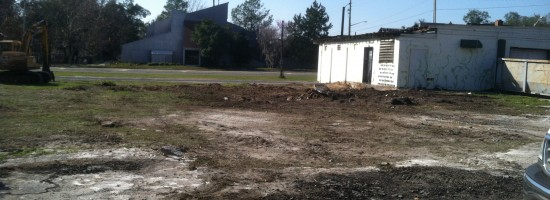 Asbestos Abatement, Soil Excavation & Demolition 01